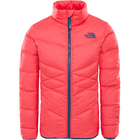 The North Face Andes Untuvatakki Tytöt, atomic pink